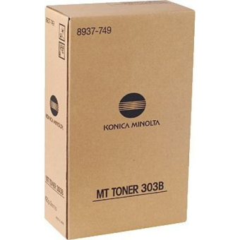 Originální toner Minolta MT303B (8937749) (Černý)