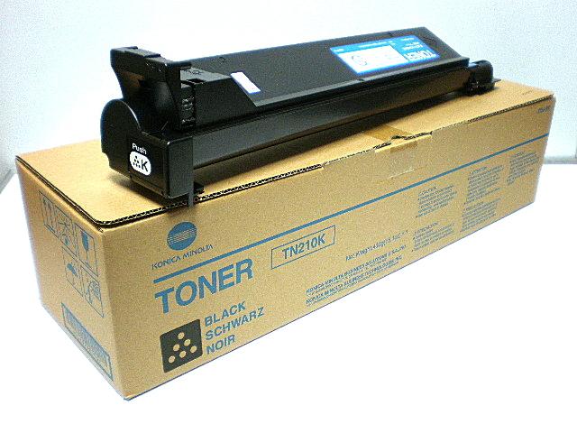 Originální toner Minolta TN-210K (8938509) (Černý)