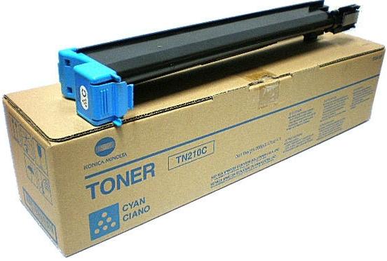 Originální toner Minolta TN-210C (8938512) (Azurový)
