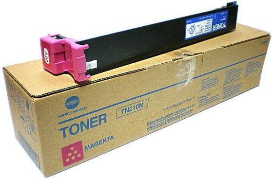 Originální toner Minolta TN-210M (8938511) (Purpurový)
