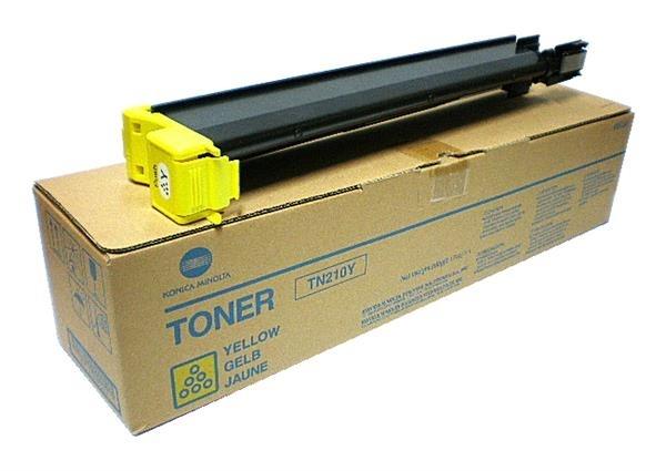 Originální toner Minolta TN-210Y (8938510) (Žlutý)