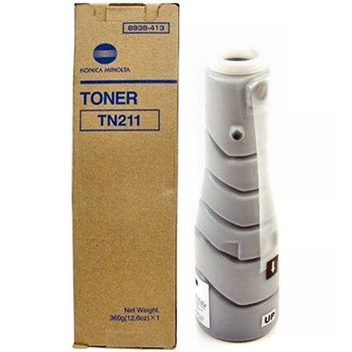 Originální toner Minolta TN-211 (8938415) (Černý)