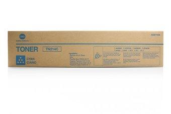 Originální toner Minolta TN-214C (A0D7454) (Azurový)
