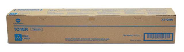 Originální toner Minolta TN-216C (A11G451) (Azurový)