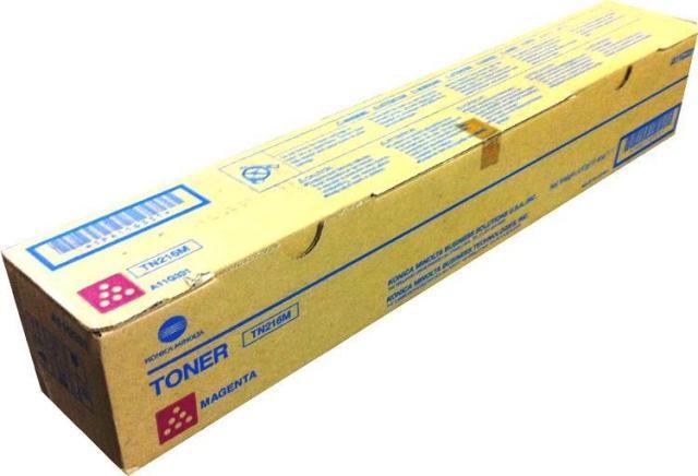 Originální toner Minolta TN-216M (A11G351) (Purpurový)