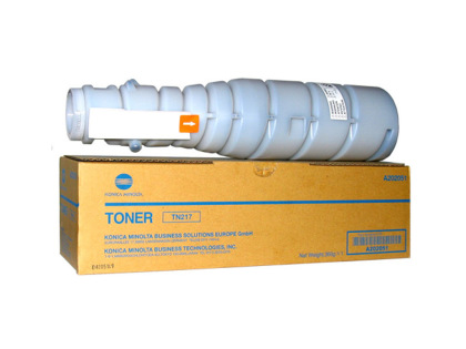 Originální toner Minolta TN-217K (A202051) (Černý)