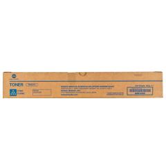 Toner do tiskárny Originální toner Minolta TN-221C (A8K3450) (Azurový)