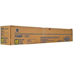 Toner do tiskárny Originální toner Minolta TN-221Y (A8K3250) (Žlutý)