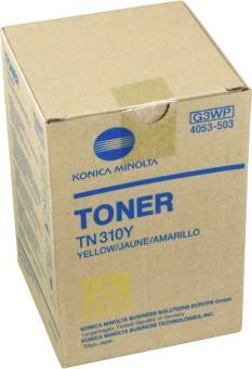 Originální toner Minolta TN-310Y (4053-503) (Žlutý)