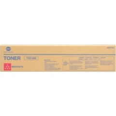 Toner do tiskárny Originální toner Minolta TN-314M (A0D7351) (Purpurový)