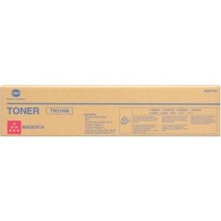 Originální toner Minolta TN-314M (A0D7351) (Purpurový)