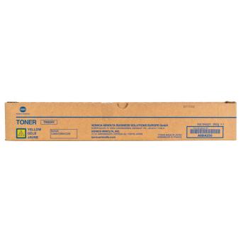 Originální toner Minolta TN-324Y (A8DA250) (Žlutý)