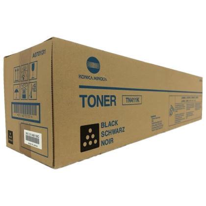 Originální toner Minolta TN-411K (A070151) (Černý)
