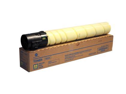 Originální toner Minolta TN-514Y (A9E8250) (Žlutý)