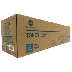 Toner do tiskárny Originální toner Minolta TN-611C (A070450) (Azurový)