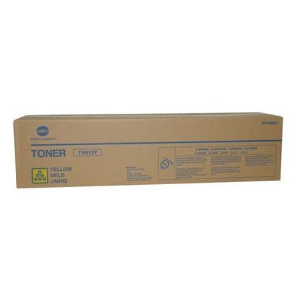Originální toner Minolta TN-613Y (A0TM250) (Žlutý)