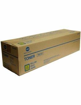 Originální toner Minolta TN-713Y (A9K8250) (Žlutý)