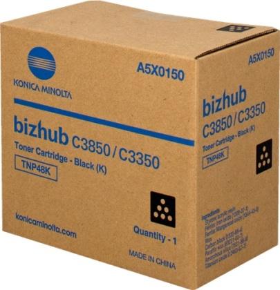 Originální toner Minolta A5X0150 (Černý)