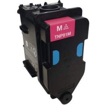 Originální toner Minolta TNP-81M (AAJW351) (Purpurový)