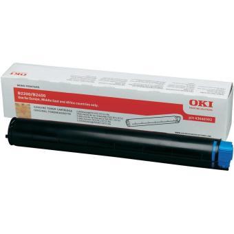 Originální toner OKI 43640302 (Černý)