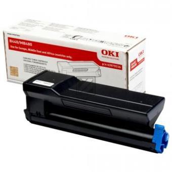 Originální toner OKI 43979216 (Černý)