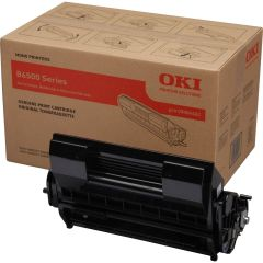 Toner do tiskárny Originální toner OKI 09004462 (Černý)