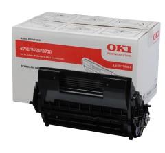 Toner do tiskárny Originální toner OKI 01279001(Černý)