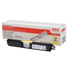 Toner do tiskárny Originální toner OKI 44250717 (Žlutý)