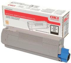 Toner do tiskárny Originální toner OKI 46508712 (Černý)