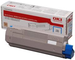 Toner do tiskárny Originální toner OKI 46508711 (Azurový)