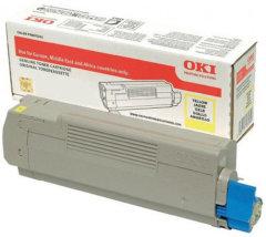 Toner do tiskárny Originální toner OKI 46508709 (Žlutý)
