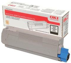 Toner do tiskárny Originální toner OKI 46508716 (Černý)
