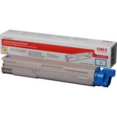 Toner do tiskárny Originální toner OKI 43459435 (Azurový)