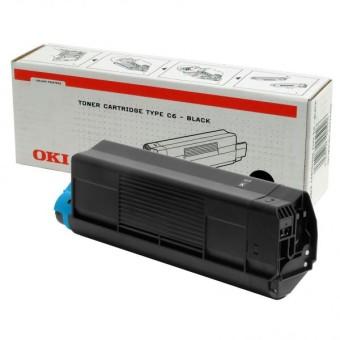 Originální toner OKI 42127408 (Černý)