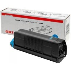 Toner do tiskárny Originální toner OKI 42127407 (Azurový)