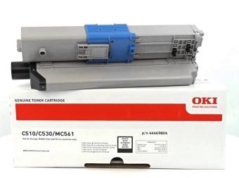Originální toner OKI 44469804 (Černý)