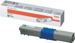 Toner do tiskárny Originální toner OKI 44469724 (Azurový)