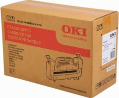 Toner do tiskárny Originální zapékací jednotka OKI 43363203