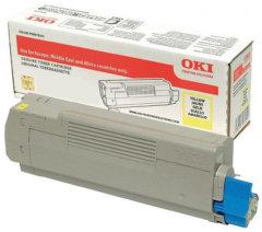 Toner do tiskárny Originální toner OKI 46507613 (Žlutý)
