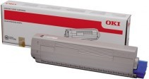 Originální toner OKI 44844614 (Purpurový)