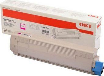 Originální toner OKI 47095702 (Purpurový)