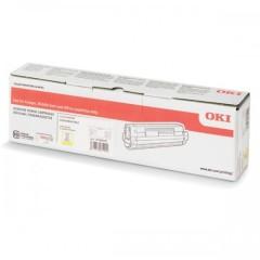 Toner do tiskárny Originální toner OKI 47095701 (Žlutý)