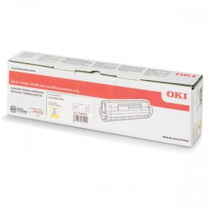 Originální toner OKI 47095701 (Žlutý)