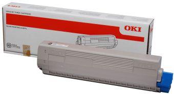 Originální toner OKI 44844508 (Černý)