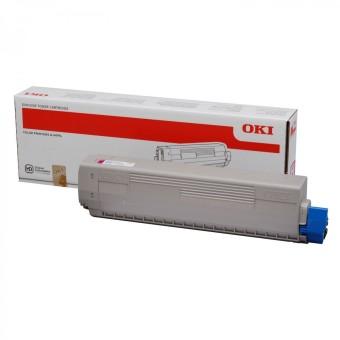 Originální toner OKI 44844506 (Purpurový)