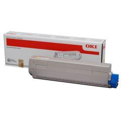 Toner do tiskárny Originální toner OKI 44844505 (Žlutý)