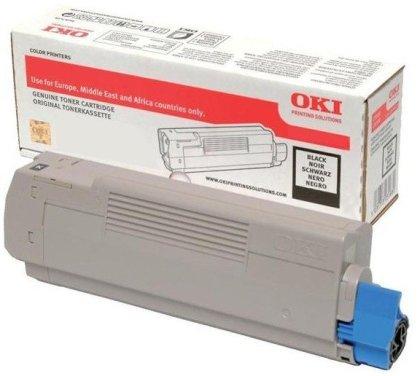 Originální toner OKI 46443104 (Černý)