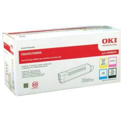 Originální tonery OKI 43698501 (Černý + Barevné) multipack