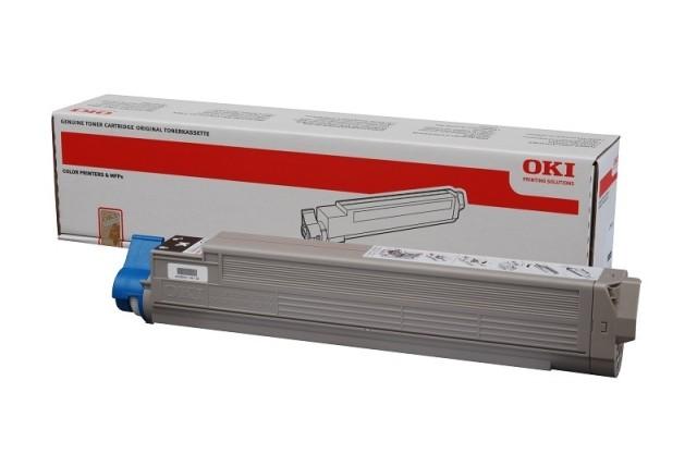 Originální toner OKI 44036024 (Černý)