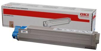 Originální toner OKI 44036023 (Azurový)